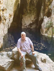 The Chinhoyi Caves, Zimbabwe.