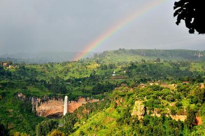 Sipi Falls  Uganda Tour