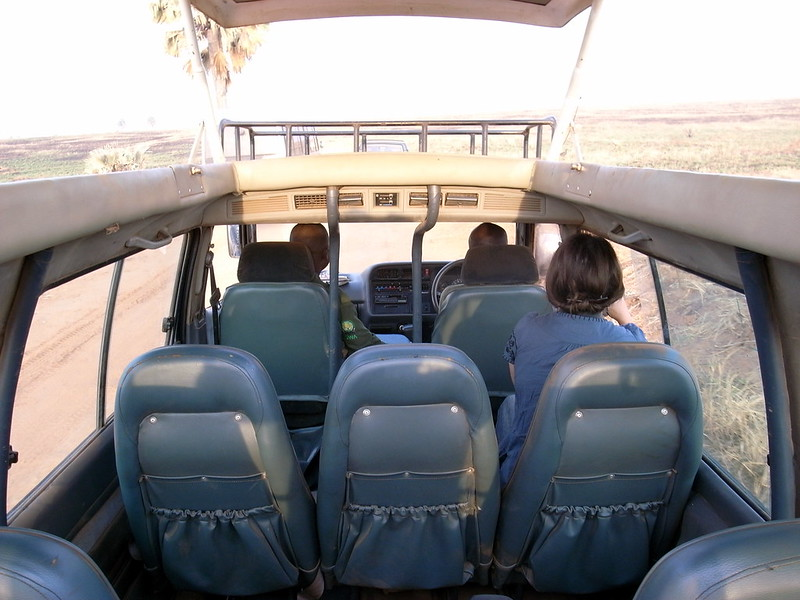 adventure safari van Africa