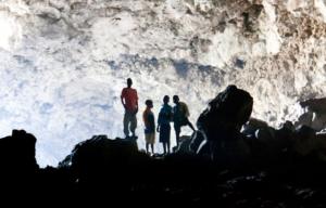 The Musanze Caves, Rwanda.