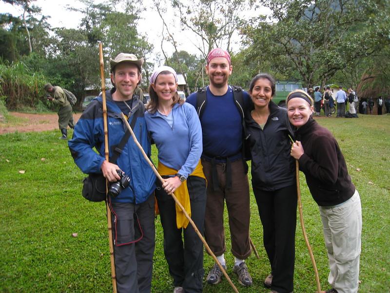 gorilla tour operators