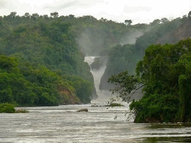 Best Water Falls in Uganda