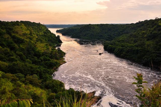 murchison falls uganda